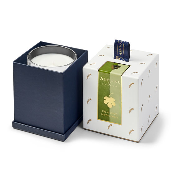 Fig & Olive Scented Candle from Aspinal of London