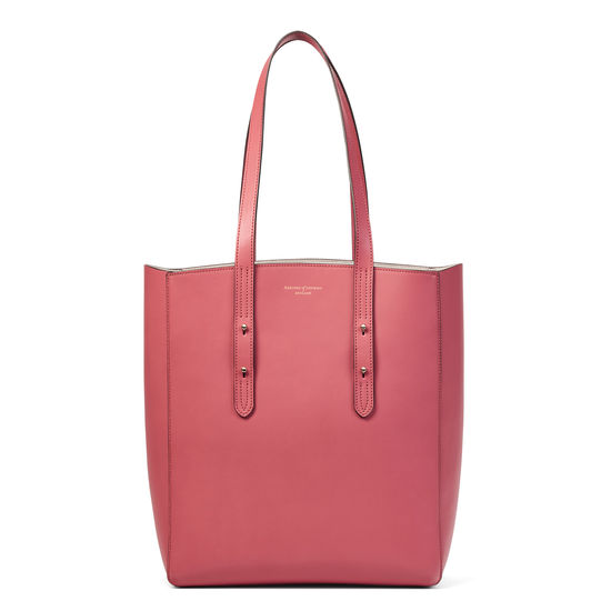 Essential Tote in Smooth Blusher from Aspinal of London