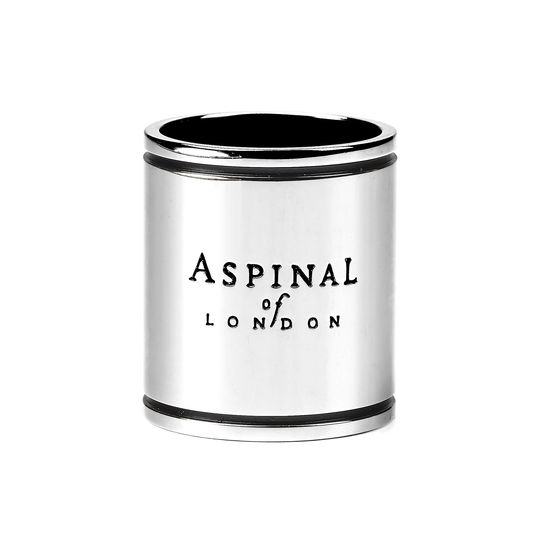 Aspinal Shield Scarf Ring in Silver from Aspinal of London