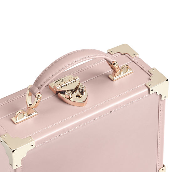 The Trunk in Peony Beaded from Aspinal of London