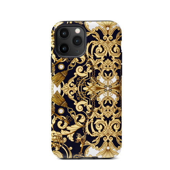 Emily Carter iPhone 11 Pro Case - Pearl Baroque from Aspinal of London