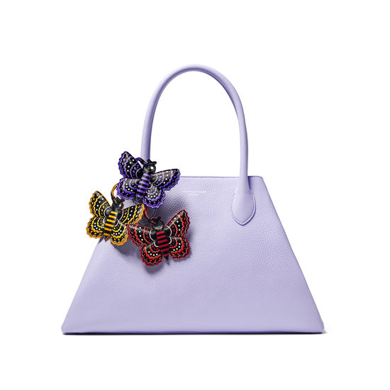 Butterfly Charm in Smooth Meadow from Aspinal of London