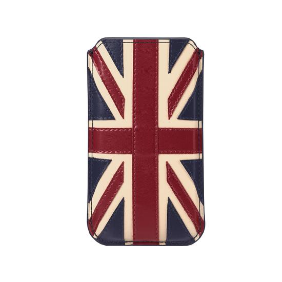 Brit iPhone 6/7 Leather Case from Aspinal of London