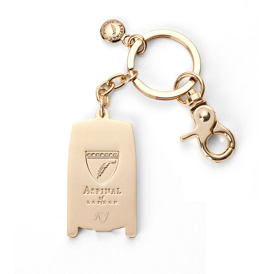 London Bus Key Ring from Aspinal of London