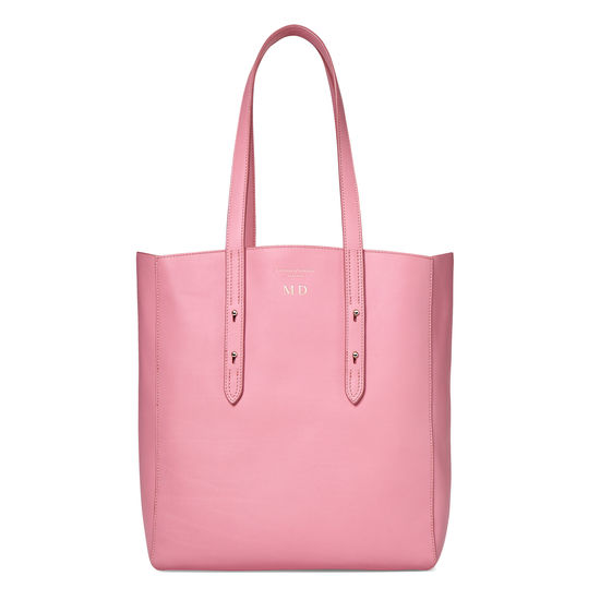 Aspinal Essential Tote in Blossom Kaviar from Aspinal of London
