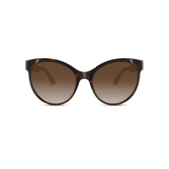 Capri Sunglasses (Tortoiseshell Acetate) from Aspinal of London