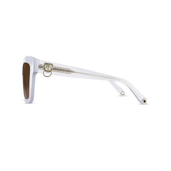 Amalfi Sunglasses (Crystal Acetate) from Aspinal of London