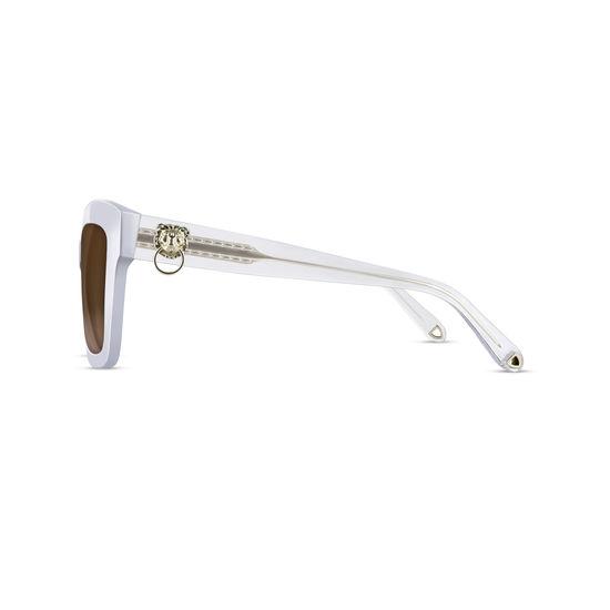 Amalfi Sunglasses (Crystal Acetate) from Aspinal of London